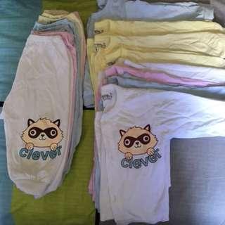 0-1 months bundle baby clothes