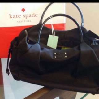 BN Authentic Kate Spade Baby bag