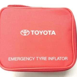 Emergency inflactor