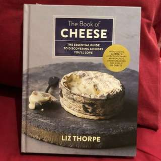 The Book of Cheese by Liz Thorpe