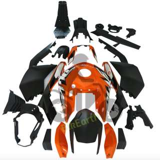 KTM DUKE 200 300 2011- 13  body fairing kit