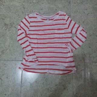 Colorbox stripped top