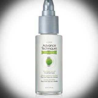 Avon Advance Techniques Daily Shine Hair Serum