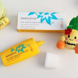 Innisfree Aqua Perfect Sun Gel