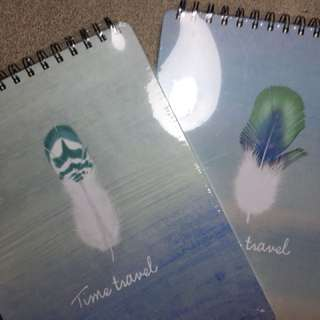 SM Stationery Top Bound Spiral Notebooks
