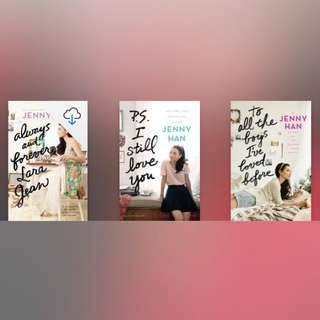 Jenny Han Ebooks 📚