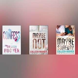 Colleen Hoover Ebooks 📚
