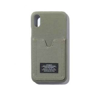 全新正版 Iphone X Army Madness Case Kajsa i phone apple MDNS