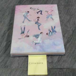 WTS Got7 Flight Log: Departure Album