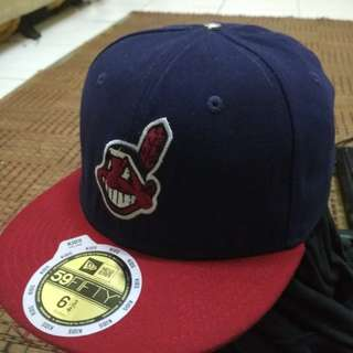 New Era Baseball Fitted Cap