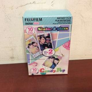 Fujifilm INSTAX Mini Instant Film Twin Pack Candy Pop