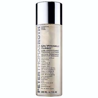 Peter Thomas Roth Un-Wrinkle Turbo Line Smoothing Toning Lotion with 24k gold  200ml