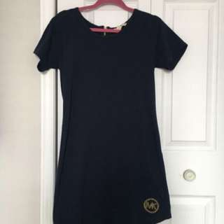 New with tags Michael Kors navy dress