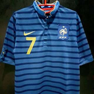 Jersey France Home EURO 2012 - Ribery (Size S)