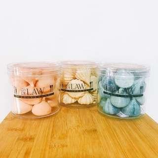De Law Patisserie Meringue Cookies Jar