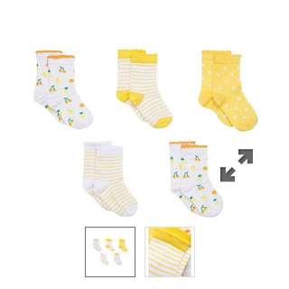 Mothercare 5pcs Socks RM55 / stokin 🧦