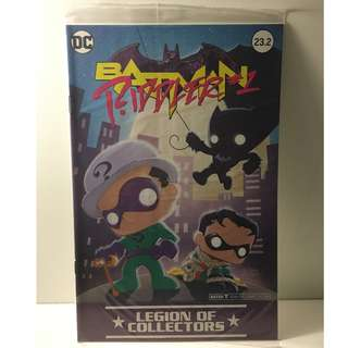 Batman #23.2 / Riddler #1 - Funko Legion of Collectors Exclusive - DC Comics