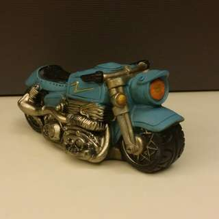 Motorcycle Design Piggy Bank