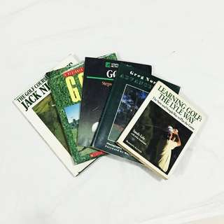 Golf Coffeetable Books