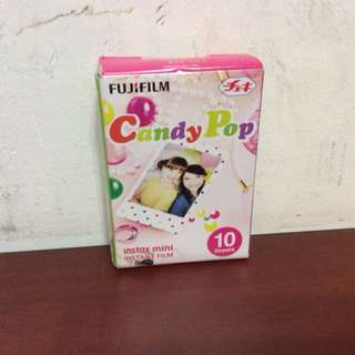 Fujifilm Instax Mini Film, Candy Pop