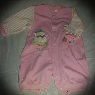Baby jumpsuit 6- 12 mos