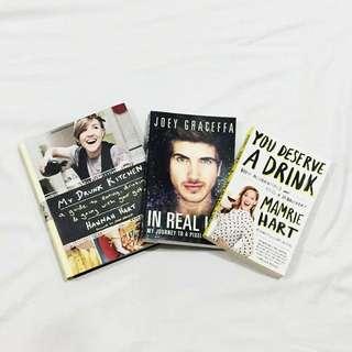 YouTuber Books Bundle
