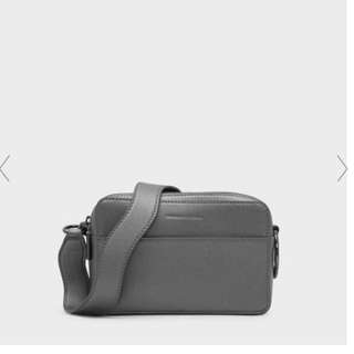 Authentic Charles & Keith basic cross body bag