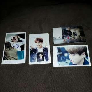 BTS MATTE CARD