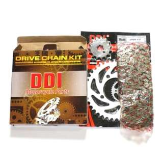 GEAR PAKET DDI JUPITER-MX