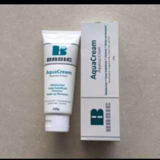 Basic aqua cream moisturiser