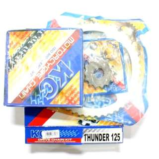 GEAR PAKET KC THUNDER-125