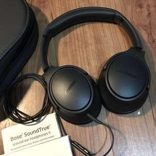 Bose SoundTrue around-ear headphones II