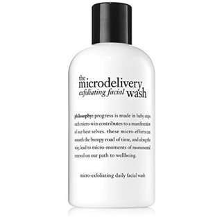 Philosophy Micro Delivery Exfoliating Facial Wash