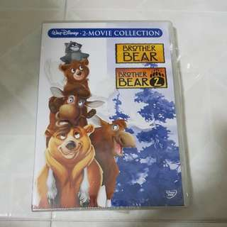 DVD Movie : Brother Bear