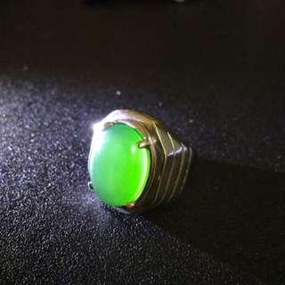 ijo garut ring 7 titanium