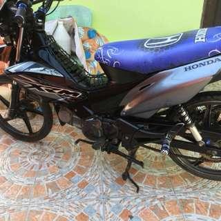 Honda XRM 125 motard 2015