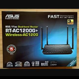 Asus RT-AC1200G+ Dual Band Router
