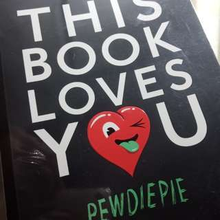 This Book Loves You (Pwediepie)