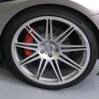 """HSR rim 21"""" for Ferrari 458"""