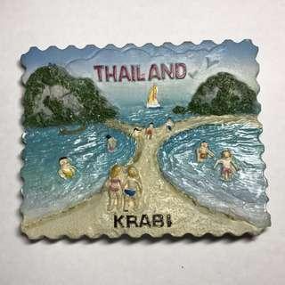 KRABI FRIDGE MAGNET