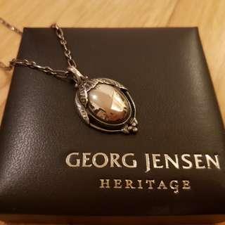 50% off ~ Georg Jensen Heritage 2010 necklace