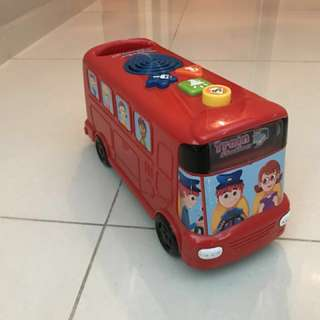 Vtect PlayTime Bus with Phonics