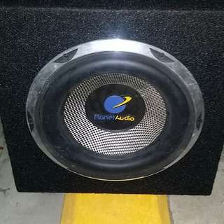 Planet Audio 10 inch sub woofer