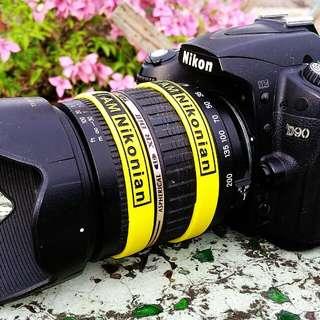 Nikon D90 (Used)