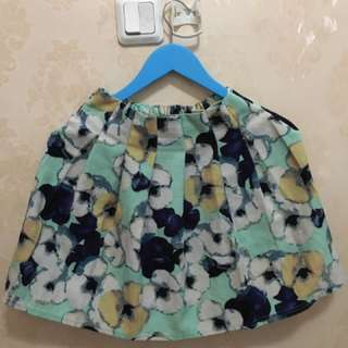 Skirt  / Rok flower pump.  Tosca m