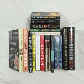 Cheap Books For Sale!