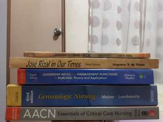 Nursing Books for Less!