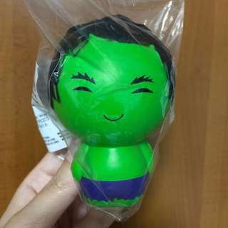 Marvel Collector Corps Exclusive Hulk Stress Ball