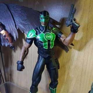 DC Simon Baz Green Lantern