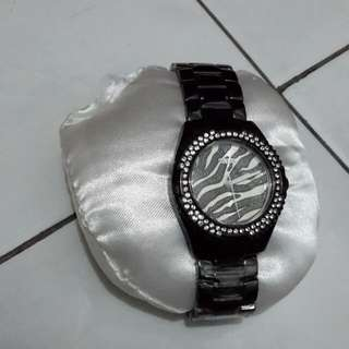 GUESS watches black